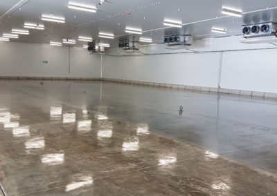 Light industrial epoxy sealer application for PnP