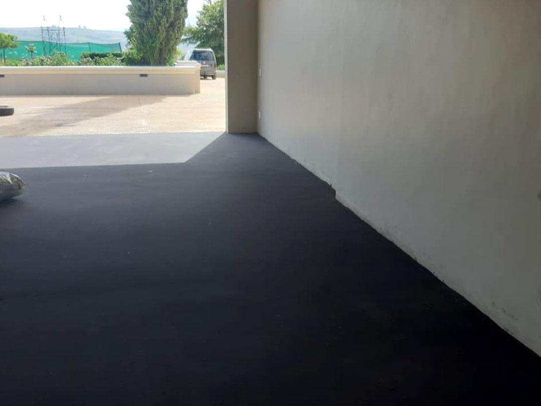 Titanium Epoxy Floors