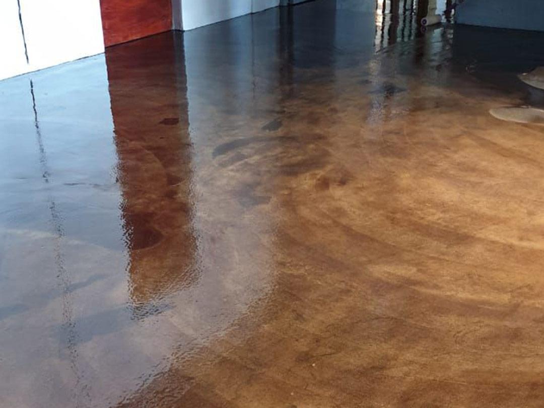 Residential Primer Sealant Floors